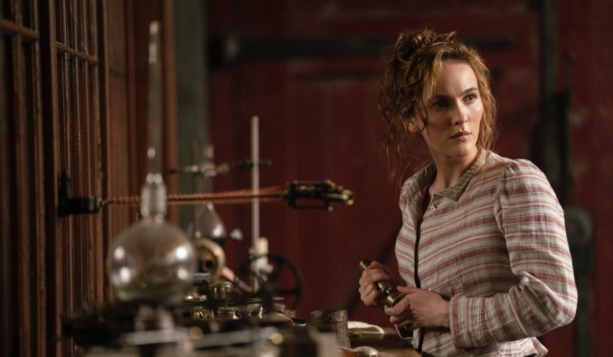 "Ann Skelly interpreta Penance Adair in ""The Nevers"". Credits: Sky Italia."