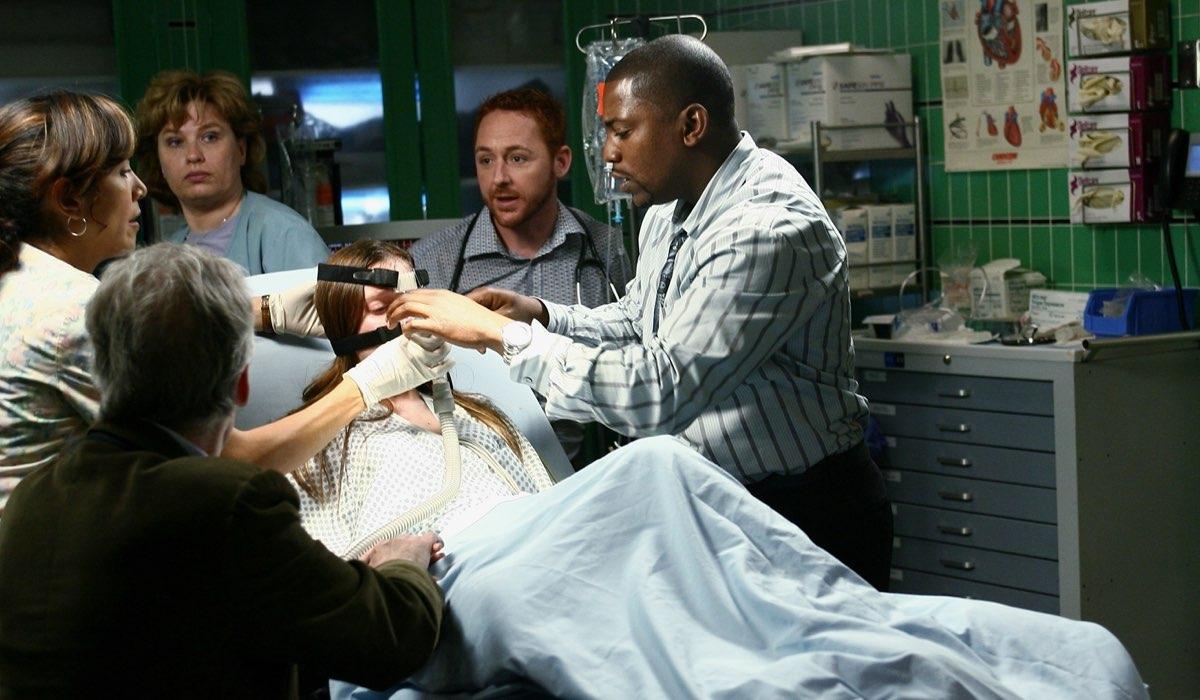 Una Scena Di E.R. - Medici In Prima Linea, Credits: Sky