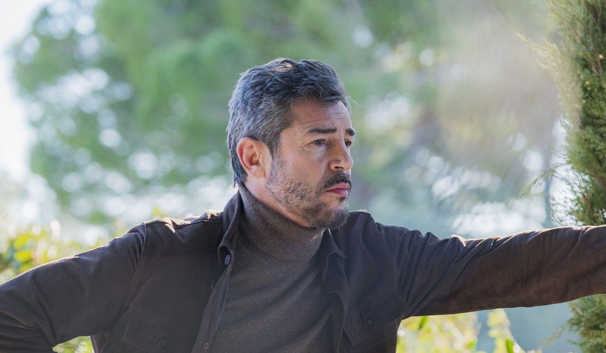 Xavier Lemaitre Interpreta Christopher In Olivia - Forte Come La Verità. Credits: Mediaset