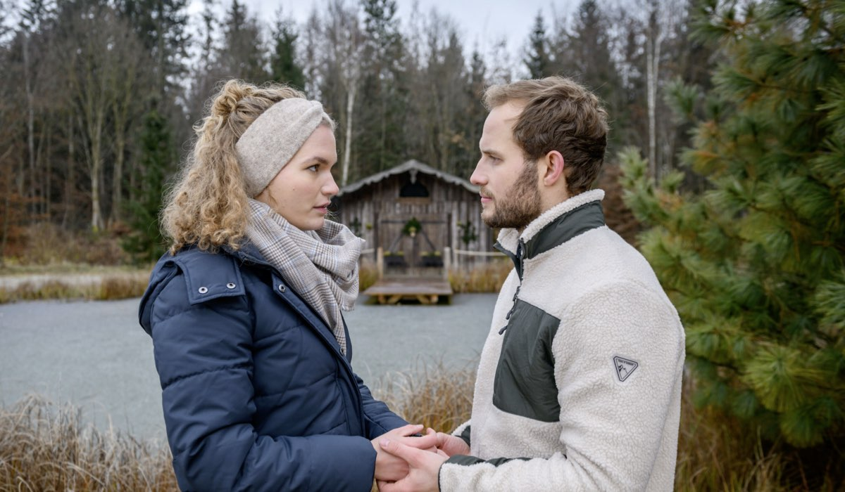 Maja e Florian In Tempesta D'Amore Credits: Mediaset
