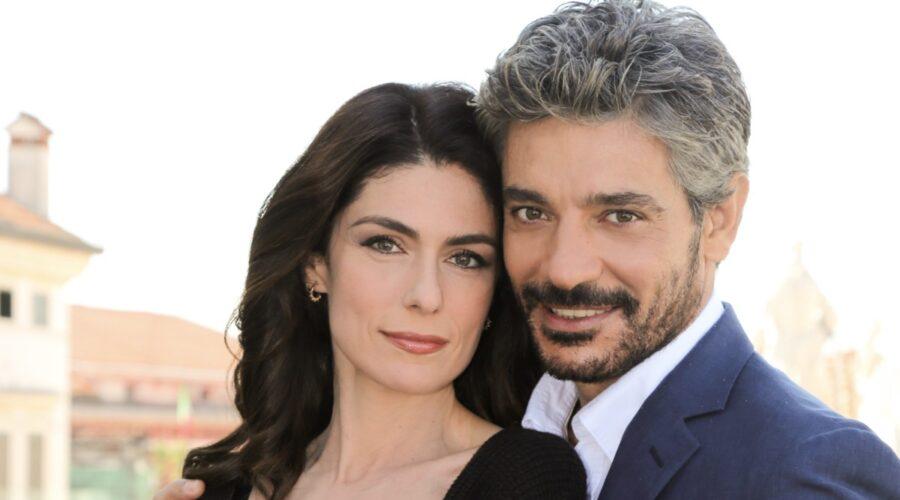 Anna Valle (Emma) e Giuseppe Zeno (Enrico) In