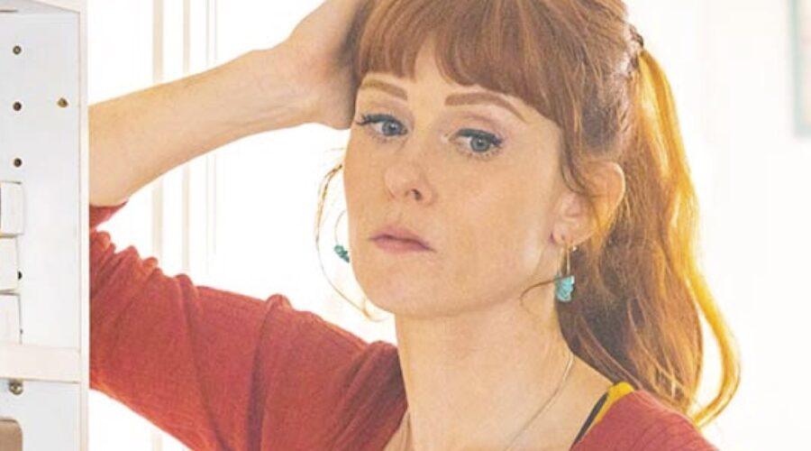 Audrey Fleurot In Una Scena Di