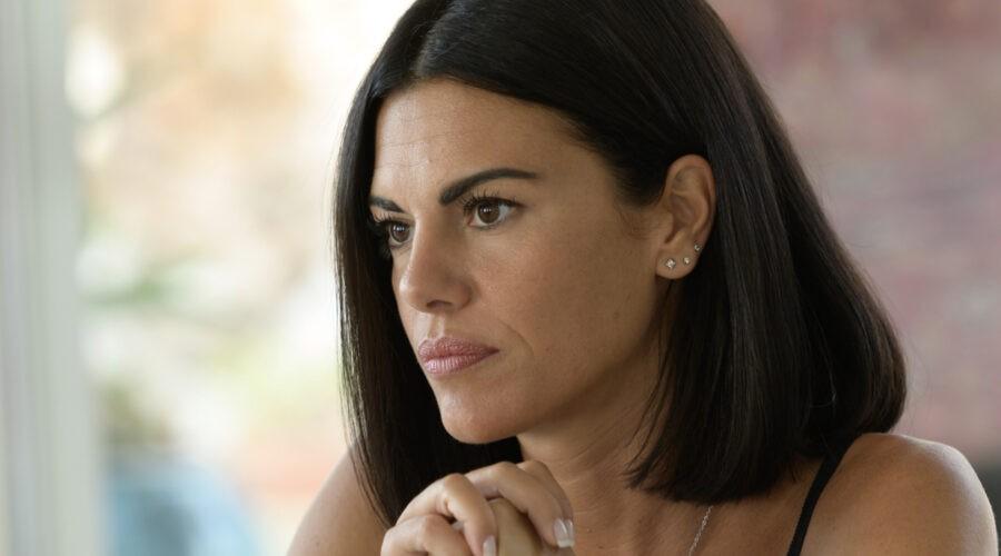 Bianca Guaccero Interpreta Rosa In