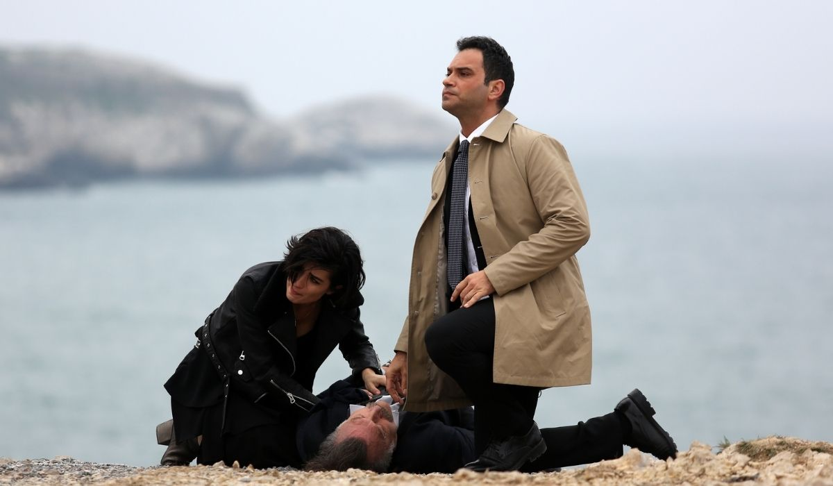 Brave and Beautiful: Tahsin (Tamer Levent) viene colpito da un fucile di precisione. Credits: Mediaset