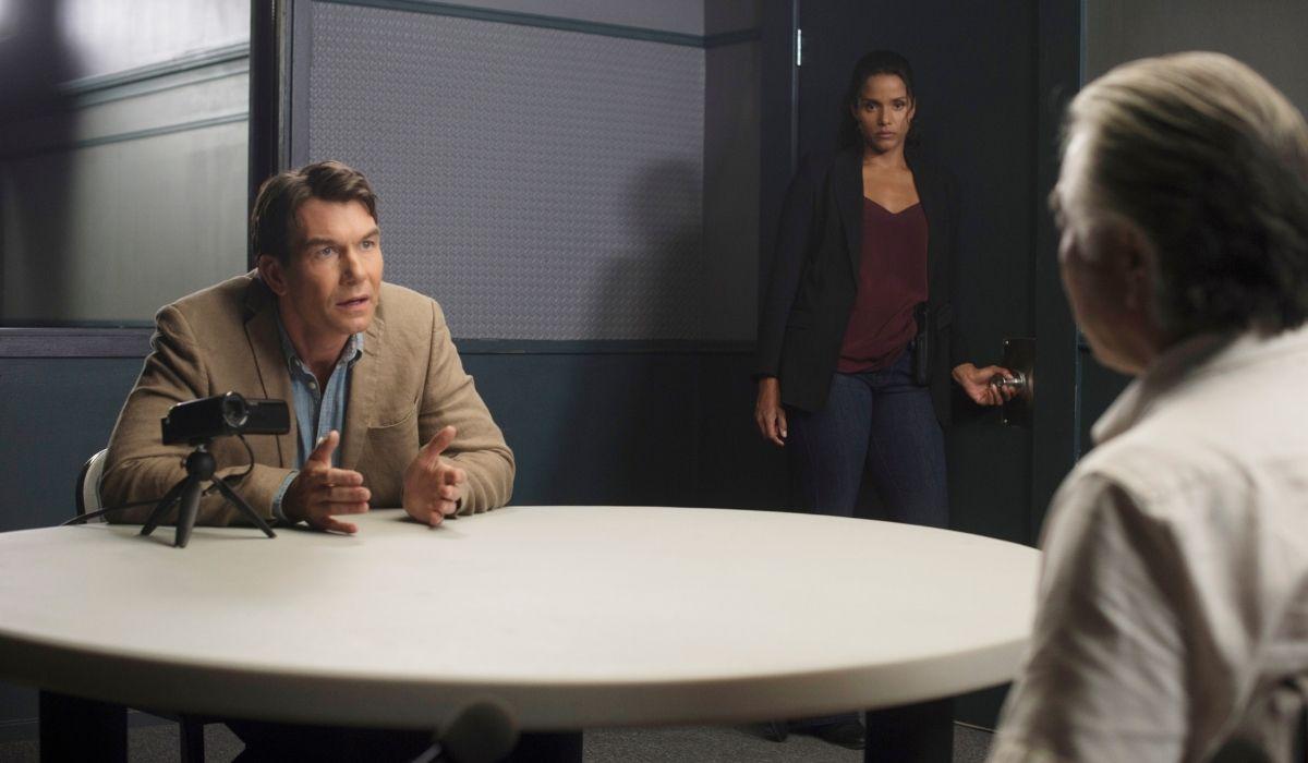 Carter: Harley Carter (Jerry O'Connell) in una scena del primo episodio. Credits: Sky Italia