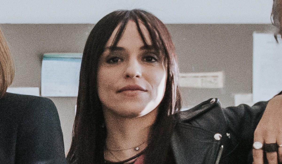 Caterina Silva (Bertaccini) In Una Scena De L'ispettore Coliandro-Il Ritorno 4 Credits: Rai