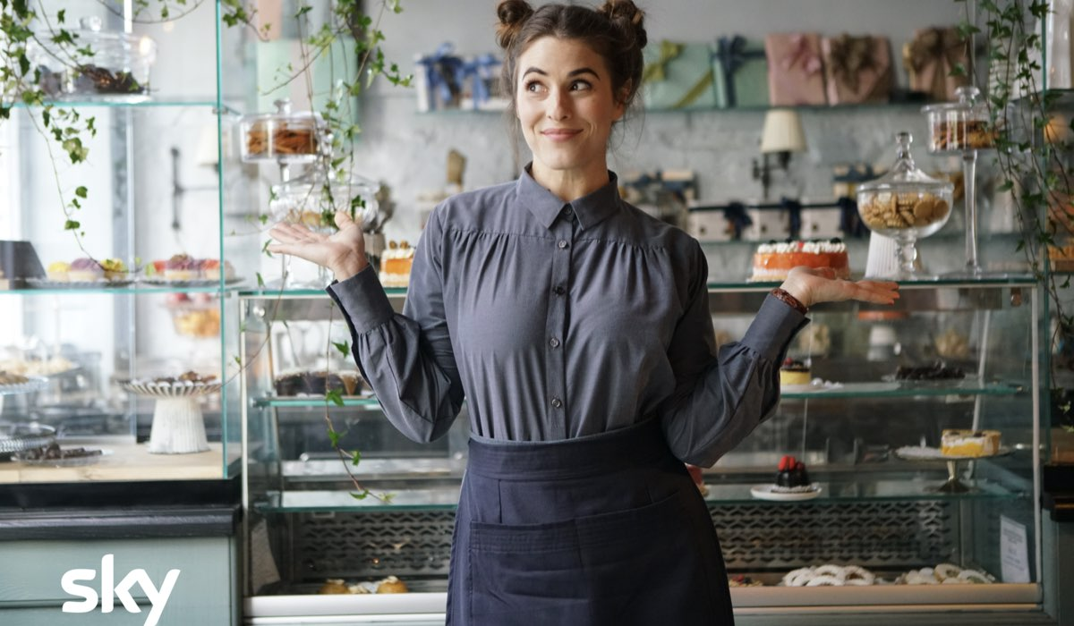 Diana Del Bufalo (Lucia) In