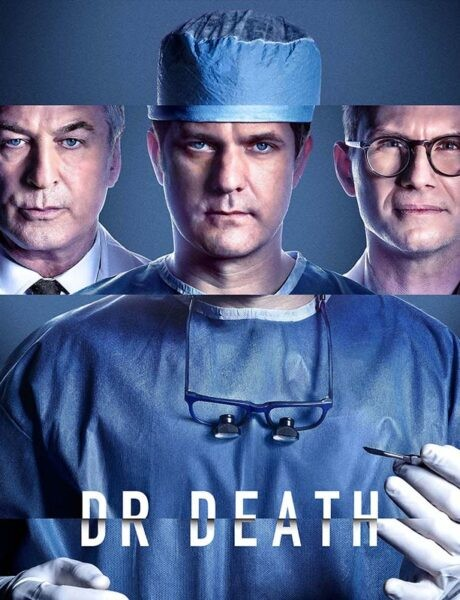 La locandina della serie TV Dr. Death. Credits: Starzplay