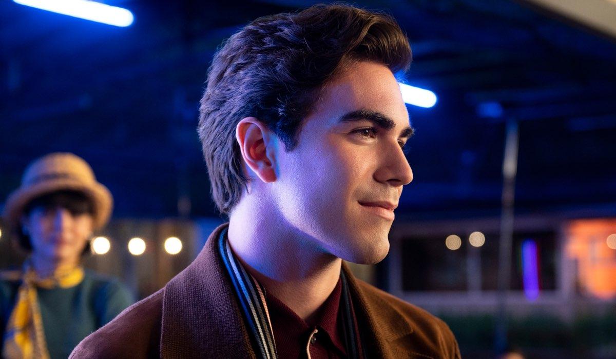 Edoardo Coen Interpreta Matteo In Luna Park Credits: Netflix