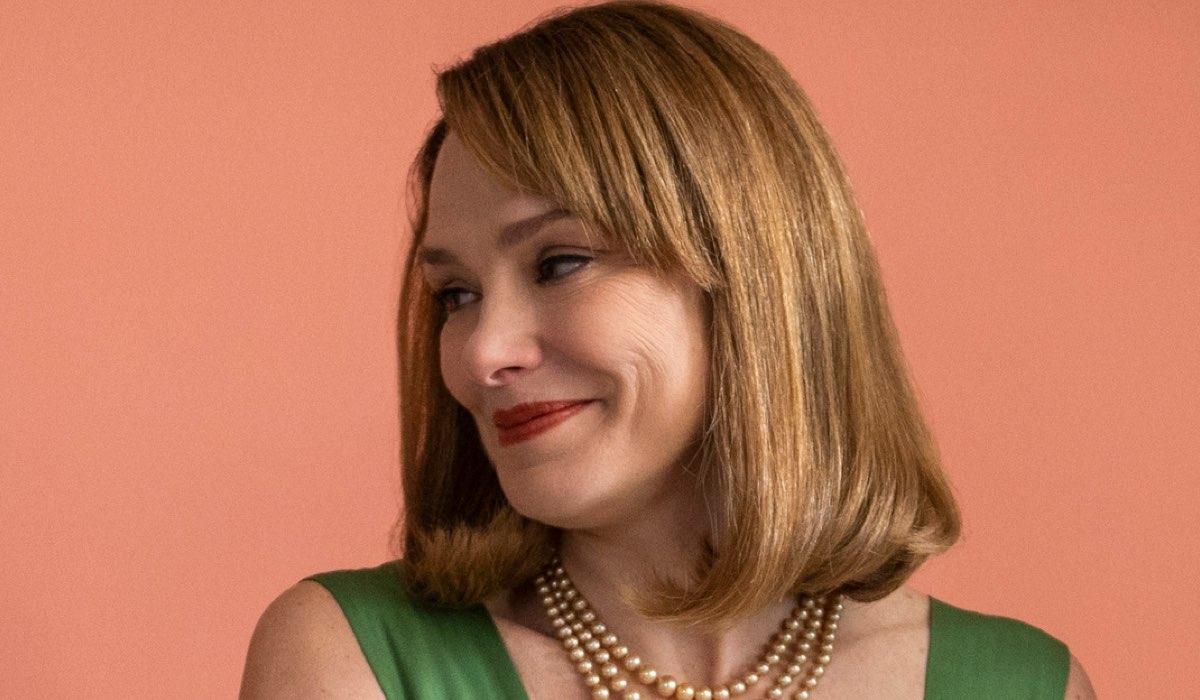 Fabrizia Sacchi Interpreta Lucia In Luna Park Credits: Netflix