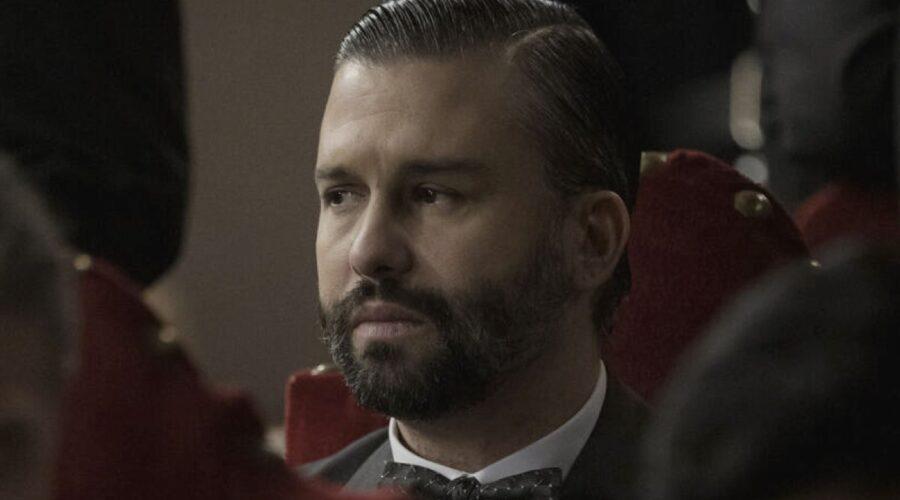 Felipe Alvarez Hermoso In Una Scena Di Una Vita Credits: Mediaset