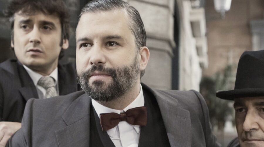 Felipe Alvarez Hermoso In Una Vita Credits: Mediaset