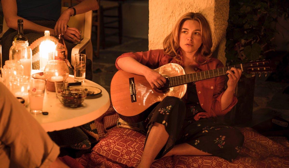 Florence Pugh interpreta Charlie In Una Scena De La Tamburina Credits: laF