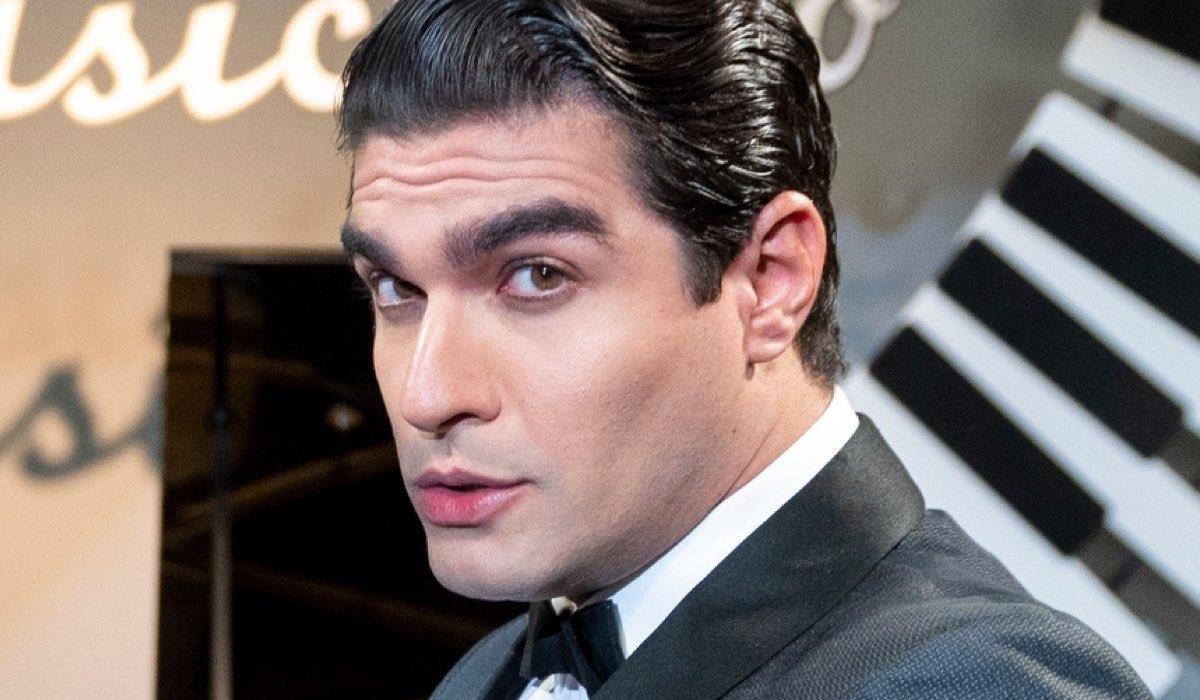 Giulio Corso Interpreta Sandro In Luna Park Credits: Netflix