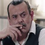 Nicola Rignanese (Giuseppe Amato) in una scena dell'episodio 158 de
