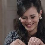 Neva Leoni (Tina Amato) in una scena della puntata 11 de