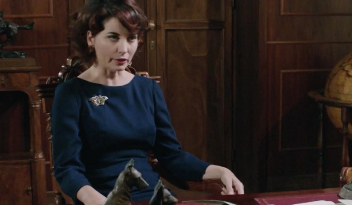 Vanessa Gravina (Adelaide Di Sant'Erasmo) in una scena della puntata 14 de