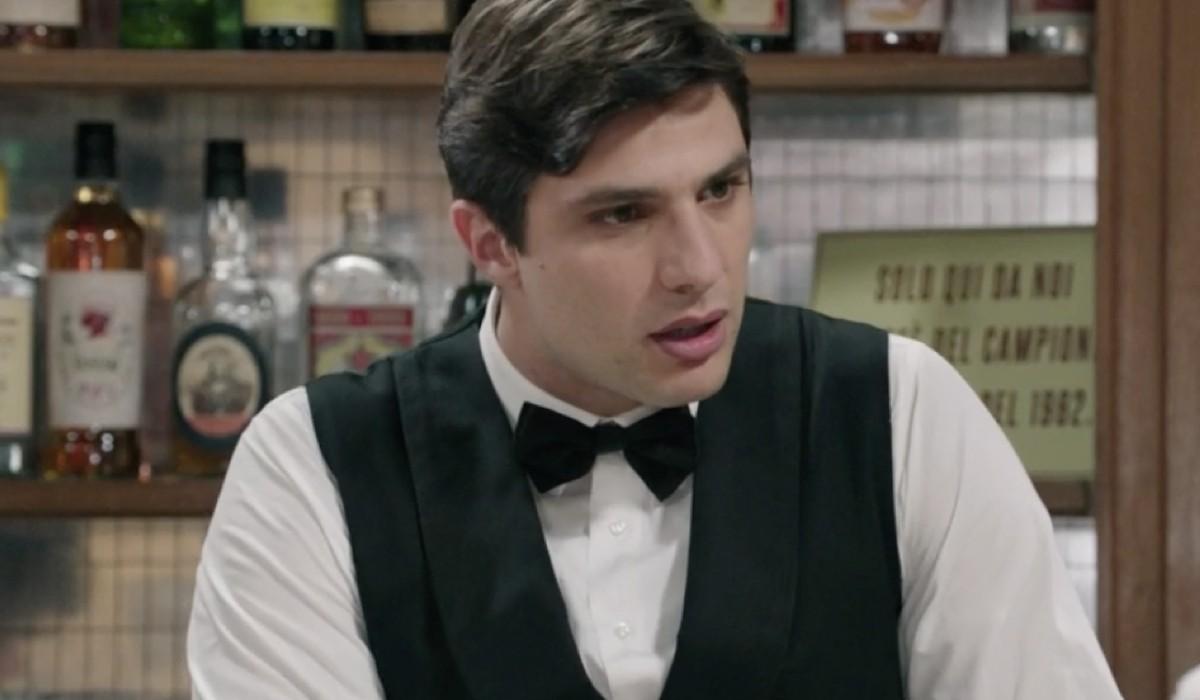 Pietro Masotti (Marcello Barbieri) in una scena della puntata 14 de