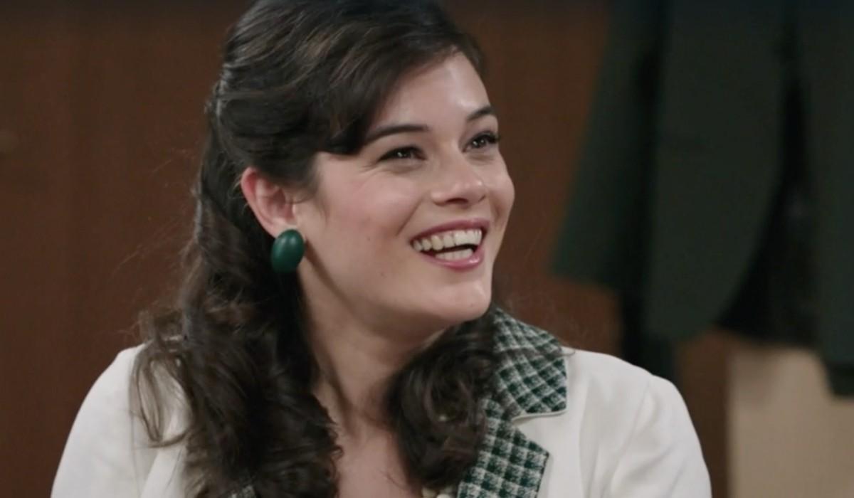 Neva Leoni (Tina Amato) in una scena della puntata 4 de
