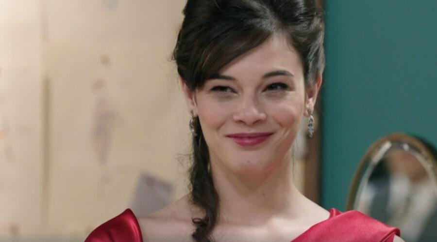 Neva Leoni (Tina Amato) in una scena della puntata 5 de