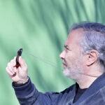 Paolo Sassanelli (Gamberini) in una scena de