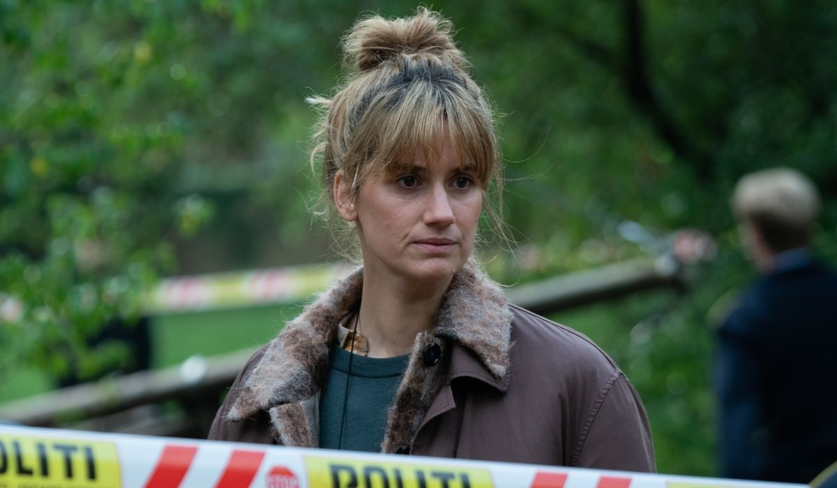 L'Uomo delle Castagne: Danica Curcic è la detective Naia Thulin. Credits: Netflix