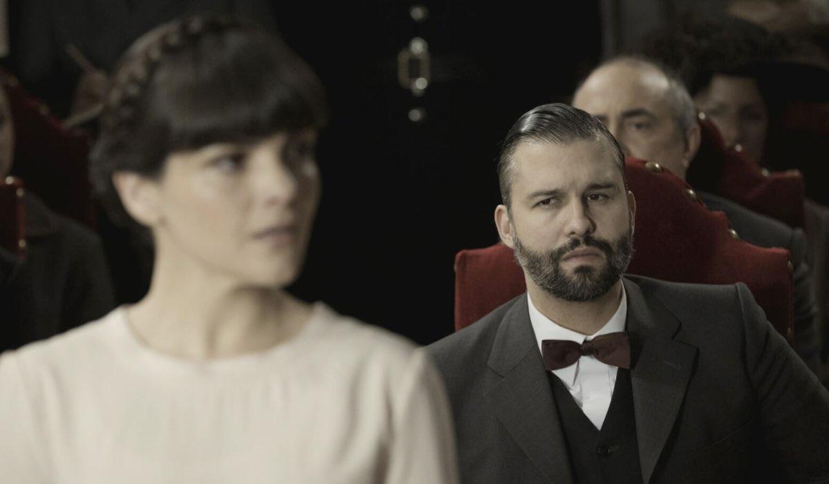 Laura e Felipe In In Una Vita Credits: Mediaset