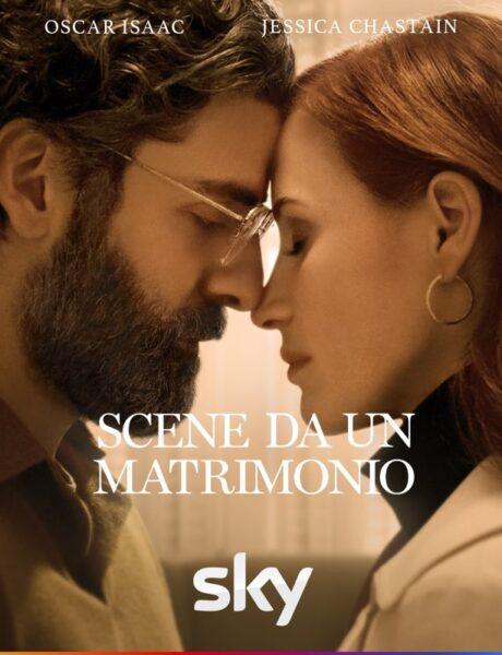Locandina Ufficiale Di Scene Da Un Matrimonio Credits: Sky
