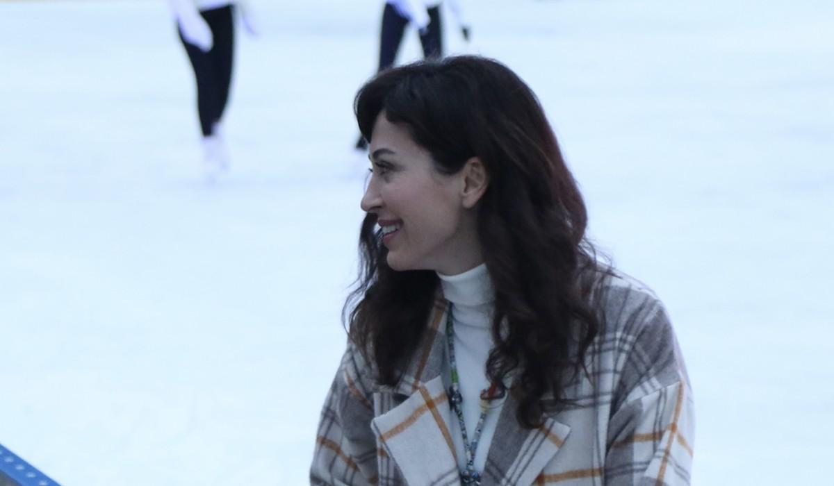 Love Is In The Air: Ayfer Yıldız interpretata da Evrim Doğan. Credits: Mediaset