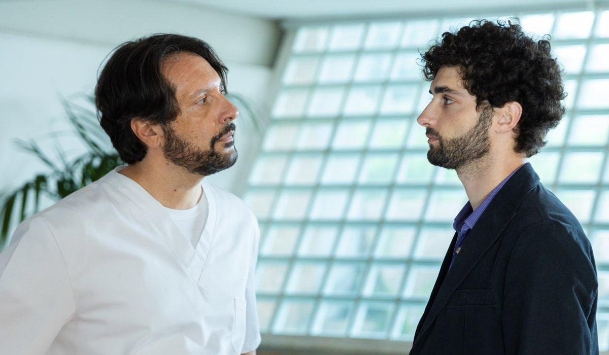 Luca Turco Interpreta Niko In Un Posto Al Sole Credits: Rai