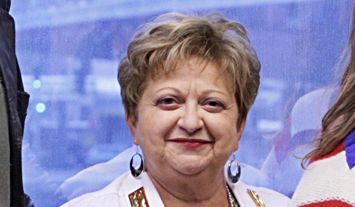 Luisella Notari (Paffoni) In Una Scena De L'ispettore Coliandro - Il Ritorno 4 Credits: Rai