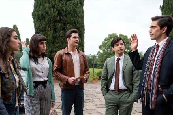 Una scena della serie TV Luna Park. Credits: Netflix.