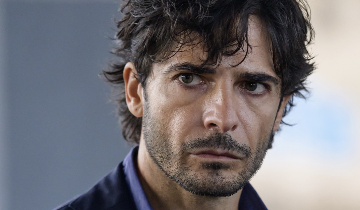 Marco Bocci Interpreta Diego In Fino All'Ultimo Battito Credits: Federica Di Benedetto/ Rai