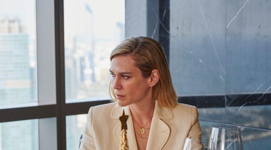 Marie-Joéee Croze (Claire) In Una Scena Di Mirage. Credits: Sky