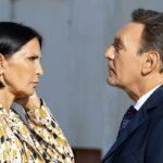 Marina (Nina Soldano) e Roberto (Riccardo Polizzy Carbonelli) Discutono In