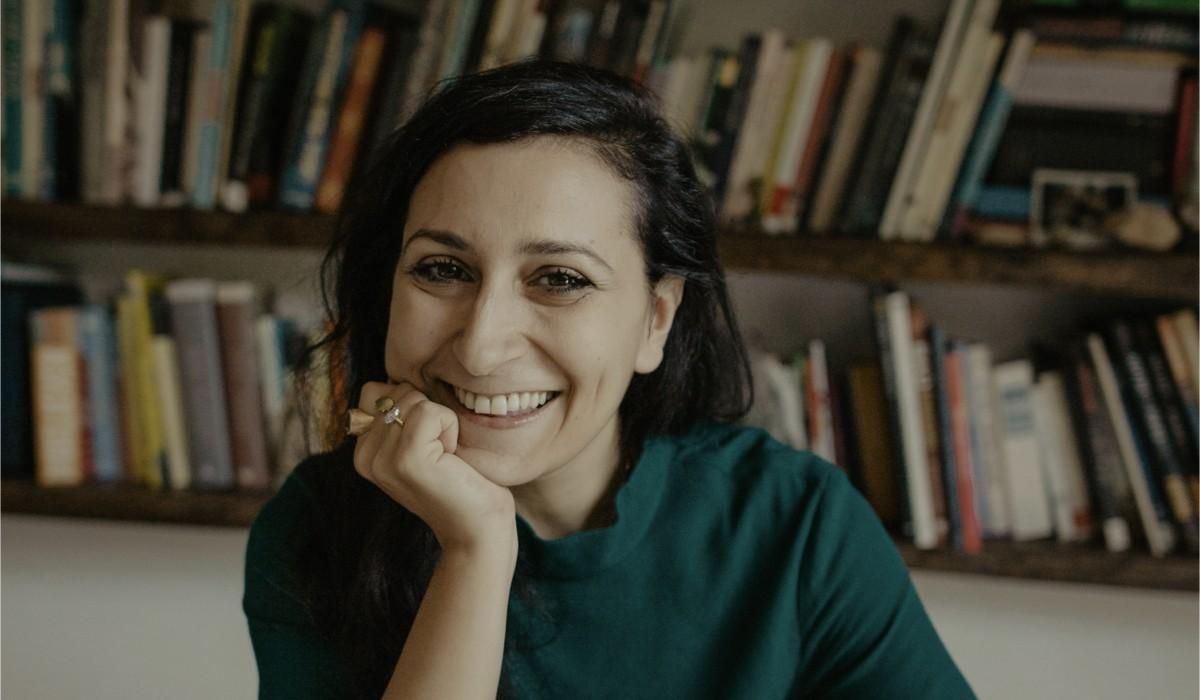 Marina Pierri, direttrice artistica di FeST. Credits: Irene Gittarelli.