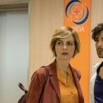 Da Sinistra Fortunato Cerlino (Rocco), Violante Placido (Elena) e Marco Bocci (Diego) In Una Scena Di