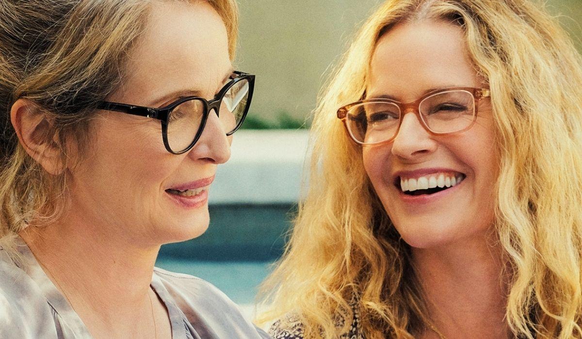 On The Verge: Julie Delpy (Justine) ed Elisabeth Shue (Anne). Credits: Netflix