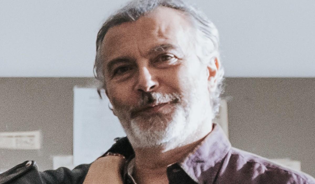 Paolo Sassanelli (Gamberini) In Una Scena De L'ispettore Coliandro- Il Ritorno 4 Credits: Rai