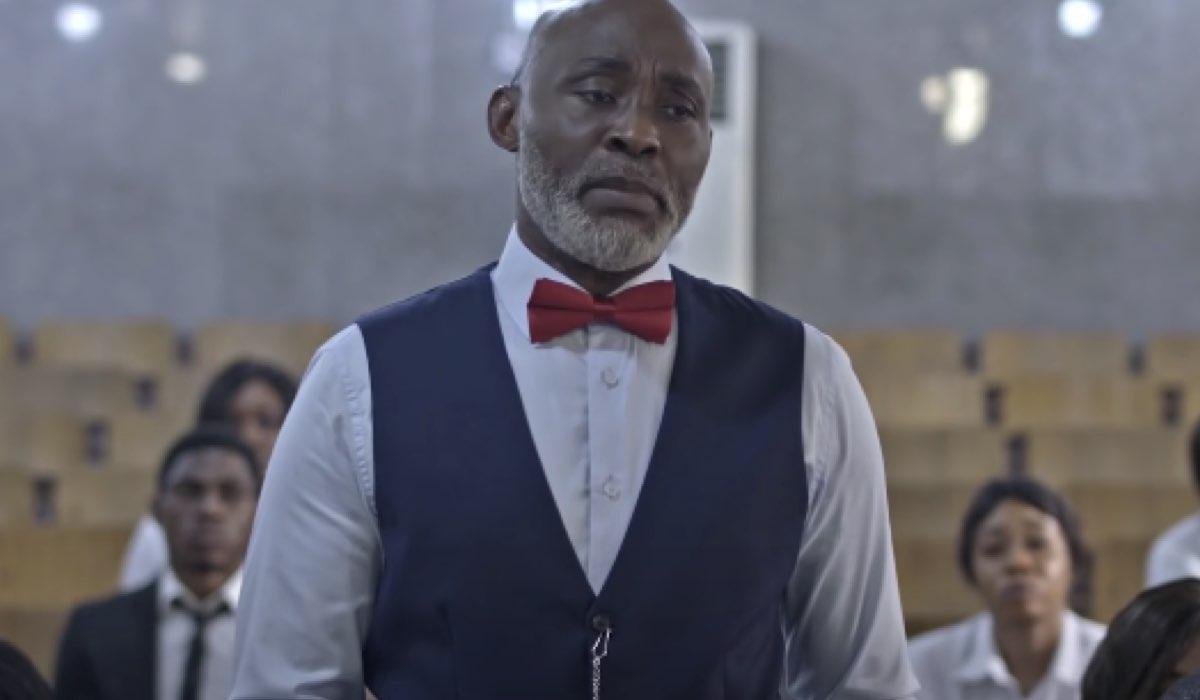 Richard Mofe-Damijo (Mr. Castle) nel Trailer Ufficiale Di