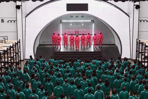 Una scena della serie TV Squid Game. Credits: Youngkyu Park/Netflix.