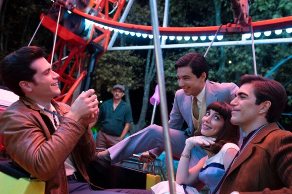 Una Scena Di Luna Park Credits: Netflix