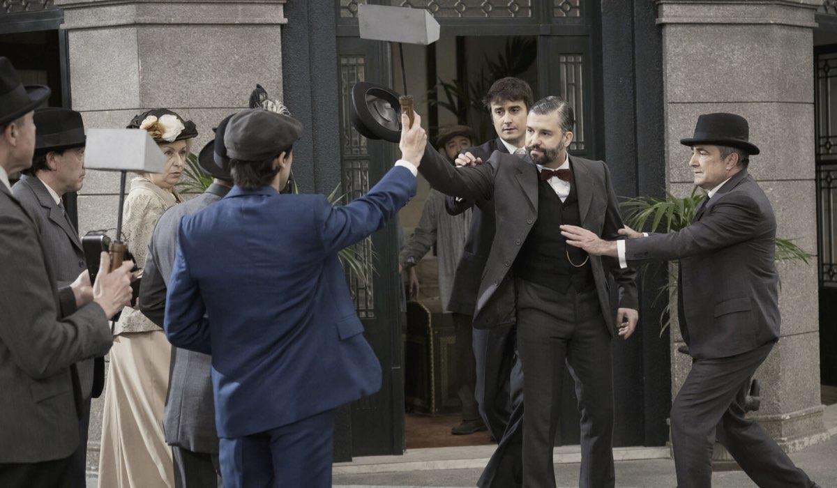Una Scena Di Una Vita Credits: Mediaset