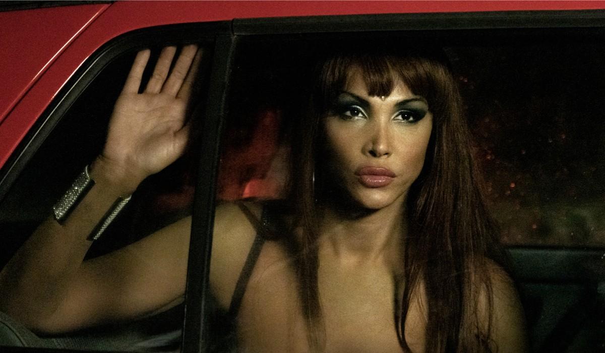 """L'attrice Daniela Santiago nei panni di Cristina Ortiz in una scena della serie tv """"Veneno"""". Credits: Suma Latina/Atresplayer/Festival MiX."""