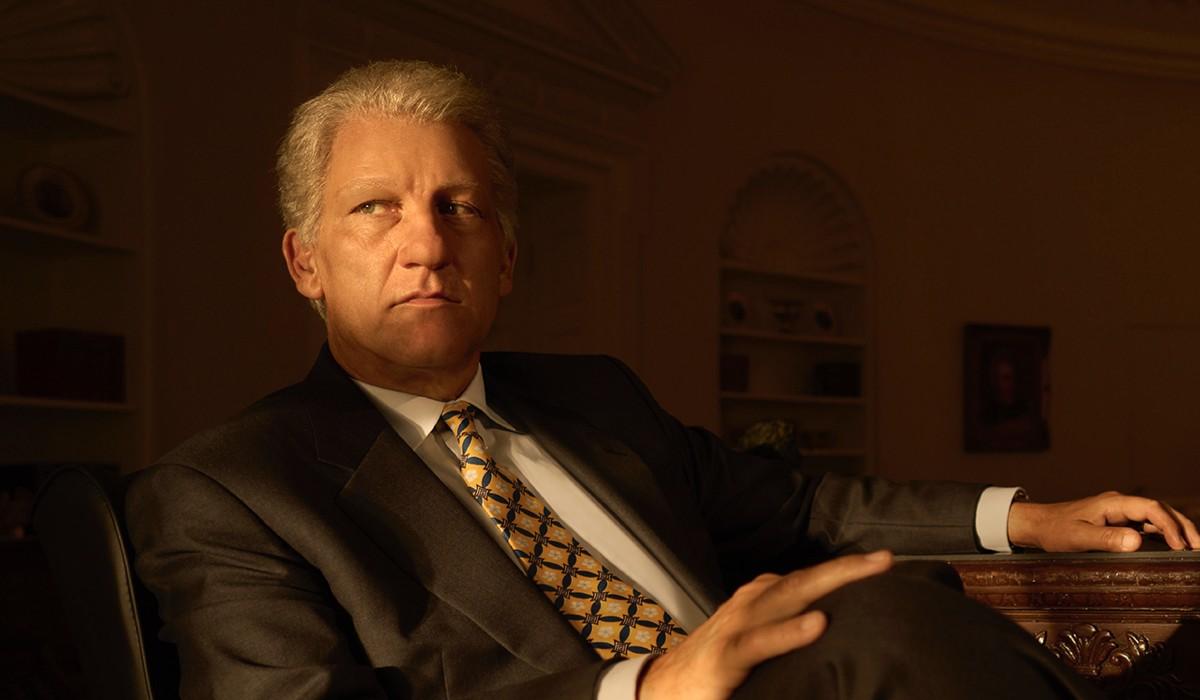 Clive Owen (Bill Clinton) in