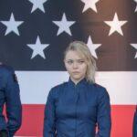 Ashley Nicole, Taylor Hickson e Jessica Sutton In Motherland: Fort Salem 2 Credits: Amazon Prime Video