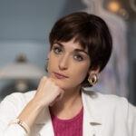 Pilar Fogliati(Delia Brunello) in un posato per