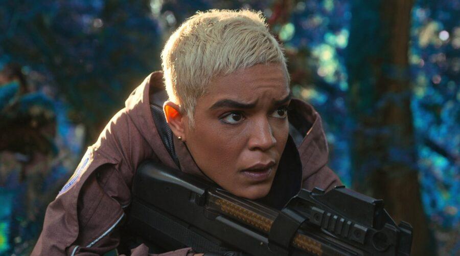 Elizabeth Faith Interpreta Cas Credits: Netflix