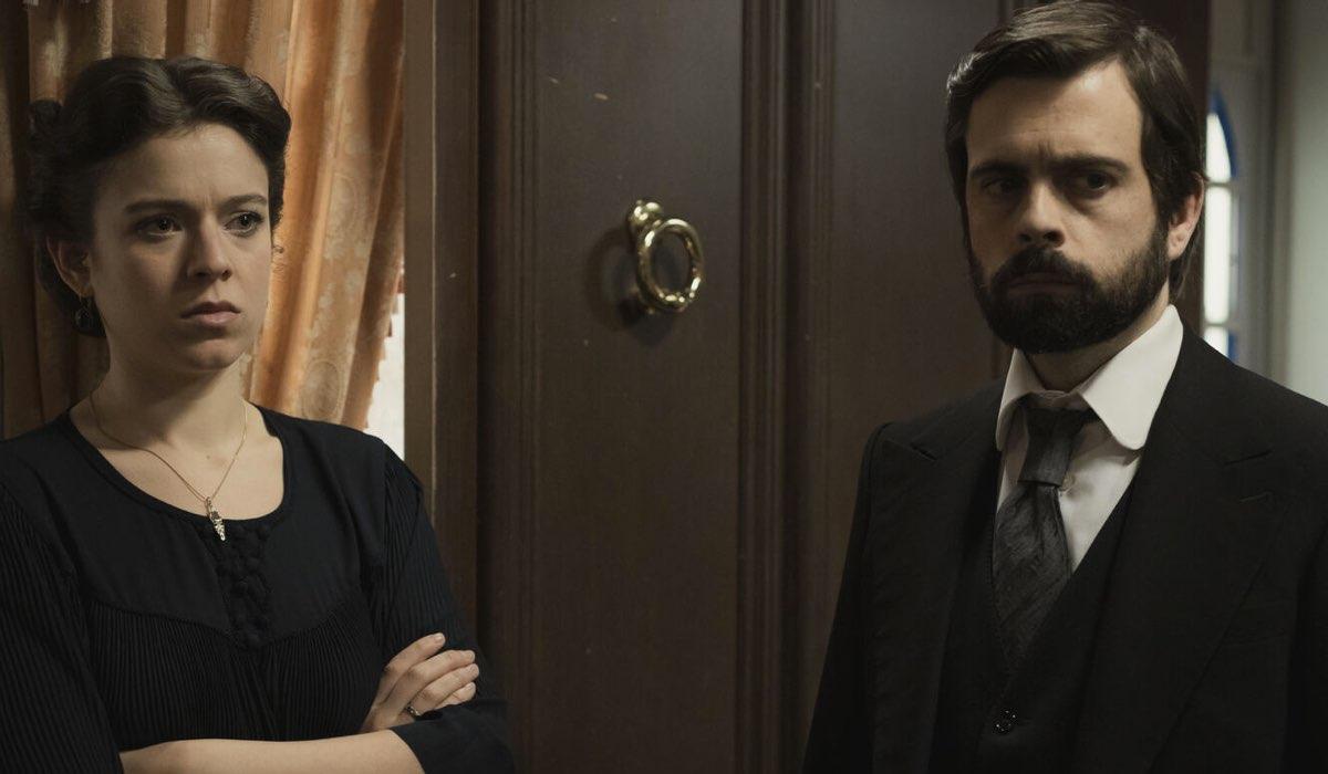 Genoveva e Javier In Una Vita Credits: Mediaset
