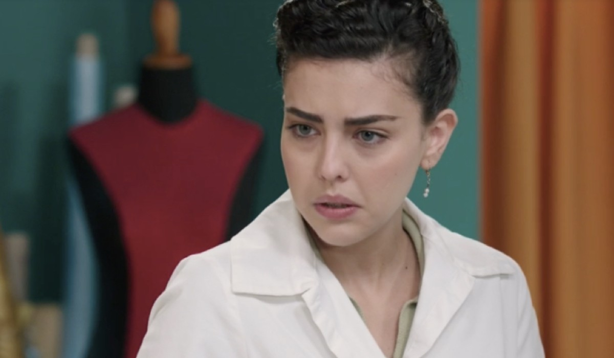 Chiara Russo (Maria Puglisi) in una scena della puntata 17 de